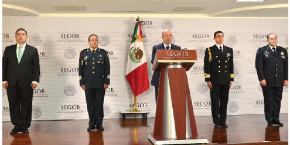 Sales atrapa a jefe de seguridad de El Mayo