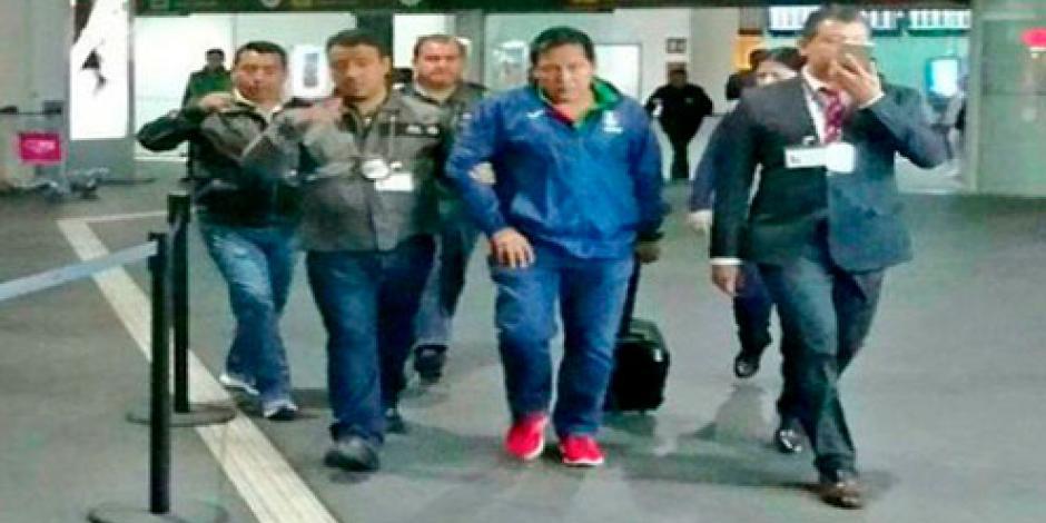 Dan auto de formal prisión a Antonio Lozano Pineda