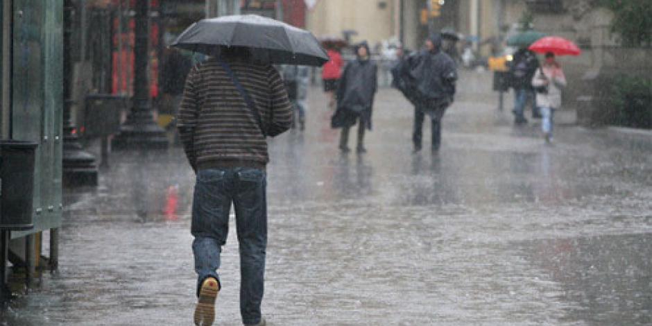 Siguen las lluvias intensas en gran parte del país