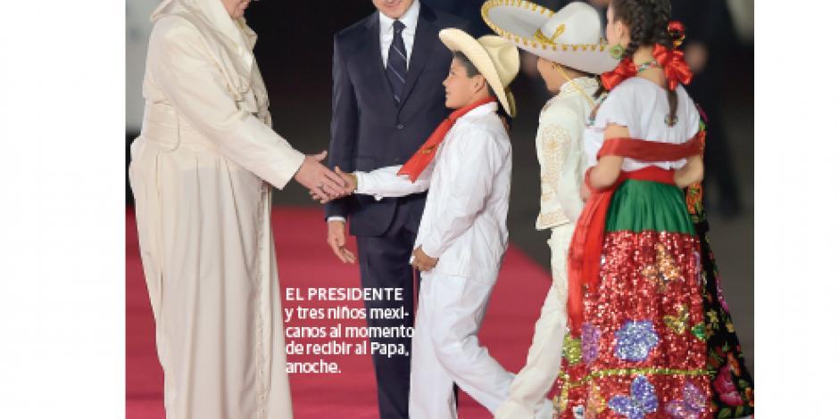 """""""Es de Dios que hasta  los ateos Mexicanos  sean Guadalupanos"""""""