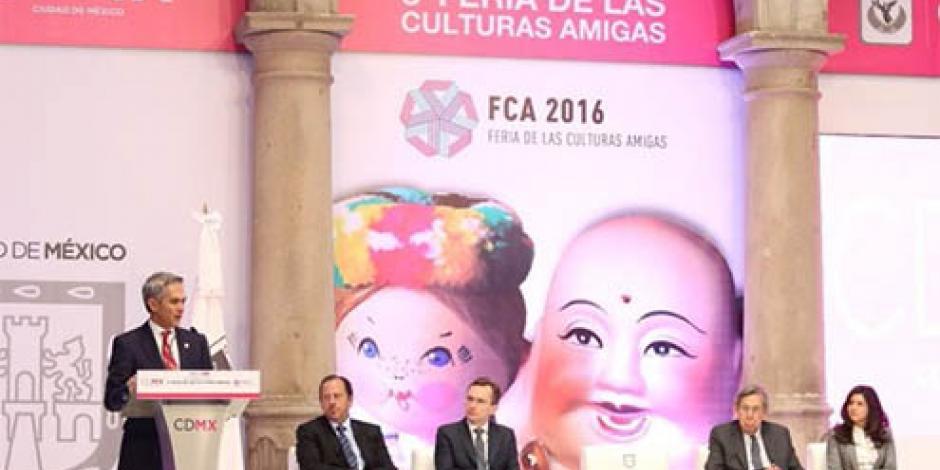 Feria de las Culturas comienza el 21 de mayo en el Zócalo