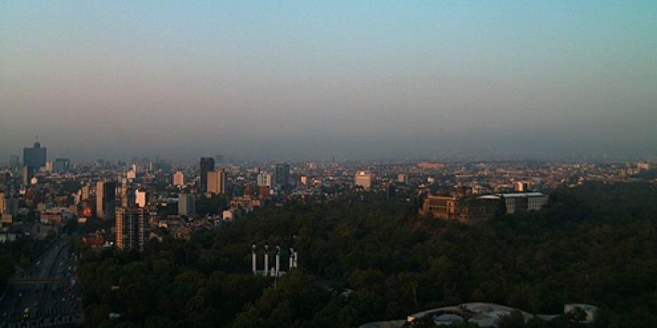 Hoy No Circula ha reducido más de 2 toneladas de contaminantes, dice CAMe