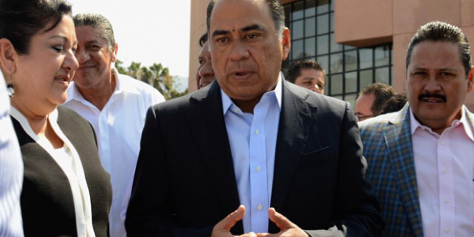 Se magnifica el problema de inseguridad en Guerrero, afirma Astudillo