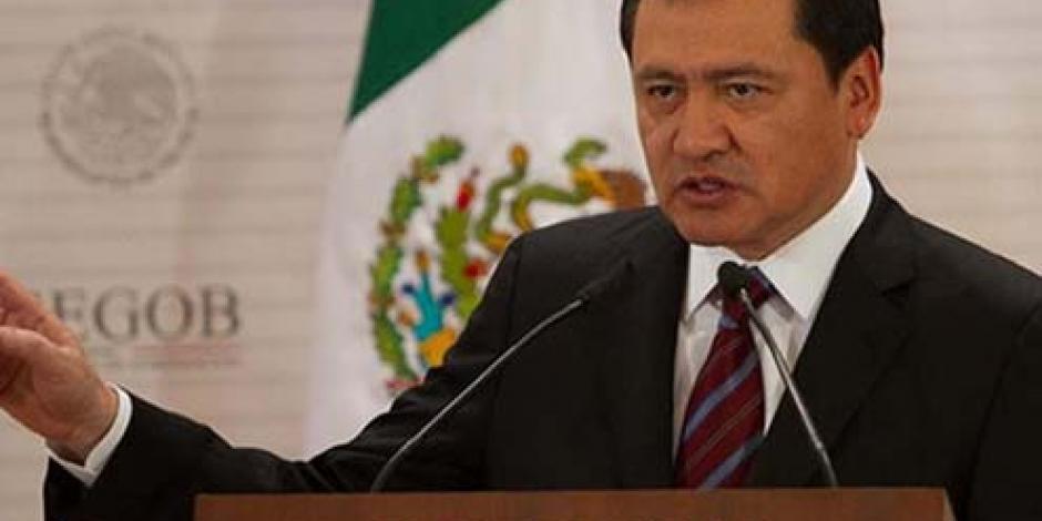 Osorio Chong y empresarios dialogan sobre bloqueos en Oaxaca