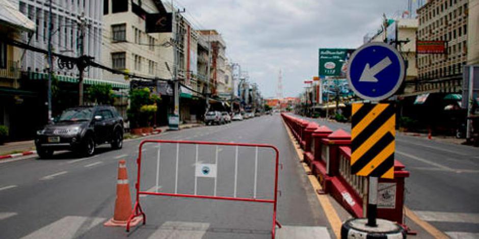 Explosiones en Tailandia dejan 4 muertos y 35 heridos