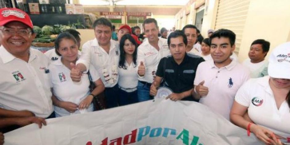 Tribunal valida candidatura de Murat Hinojosa en Oaxaca