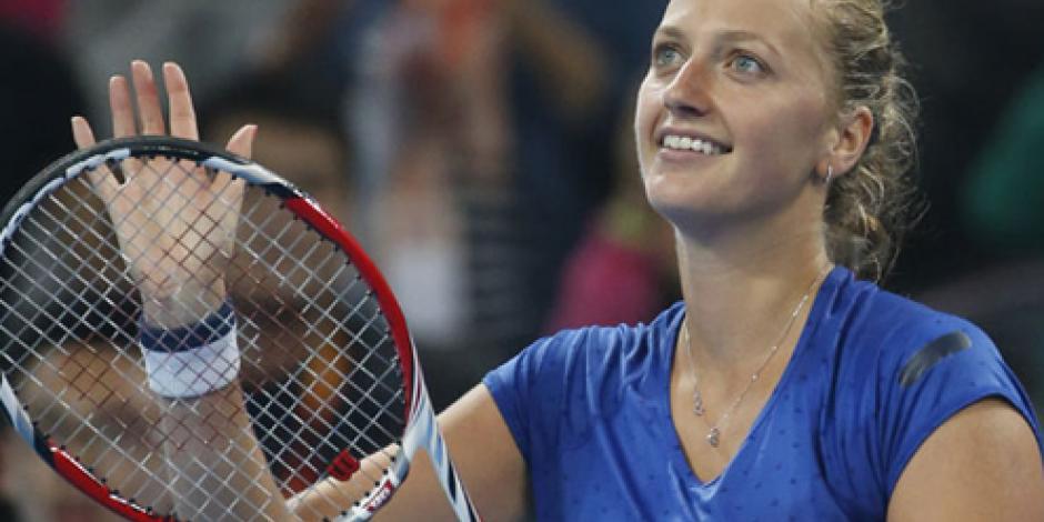 Operan a Petra Kvitova por lesión en la mano tras ataque