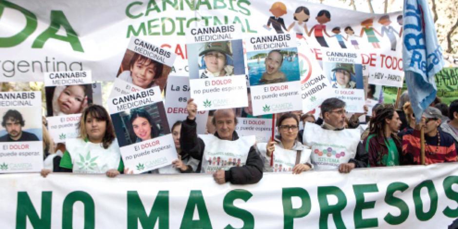 Bolivarianos penan hasta con 8 años en cárcel uso de cannabis
