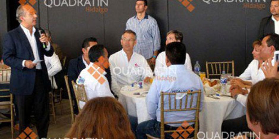 Calderón pide a candidatos del PAN no pactar con el crimen