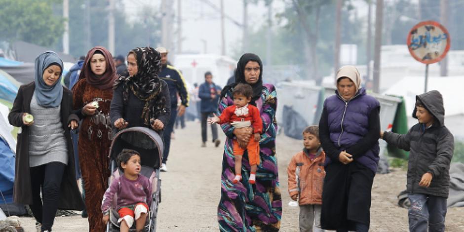 Cuesta 285 mil dólares negar asilo a refugiados en Europa