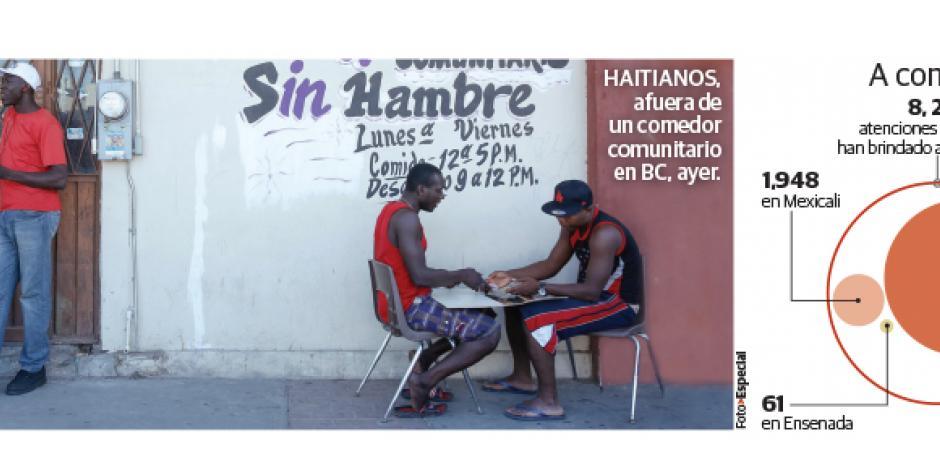 Revisan a haitianos para evitar epidemia