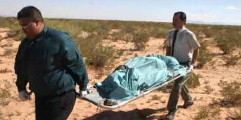 Restos de 850 indocumentados permanecen sin identificar en Arizona