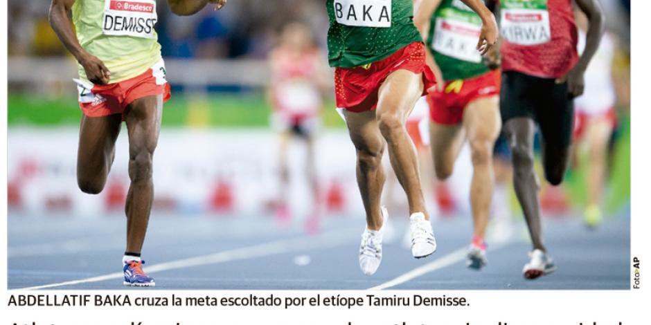 Paralímpicos, más rápidos que atleta sin discapacidad
