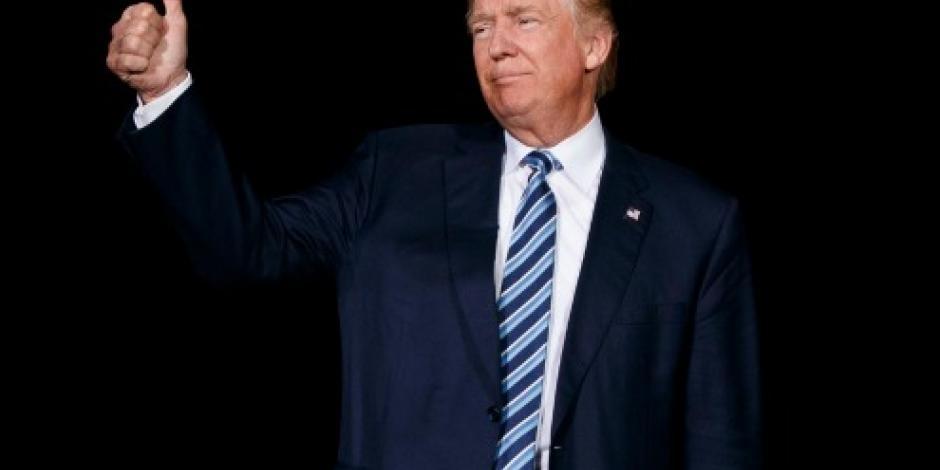 Acusa Trump de nuevo fraude electoral; dice que sus votos se los están dando a Clinton