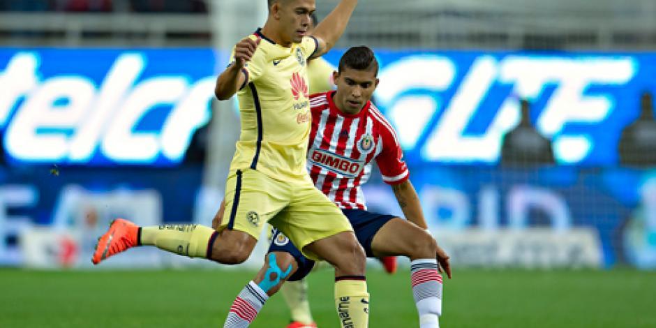 Chivas 1 – 2 América, Marcador Final