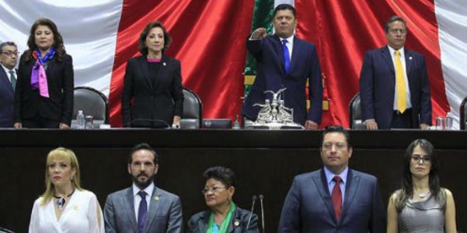 Diputados aprueban Mesa Directiva; Javier Bolaños será presidente