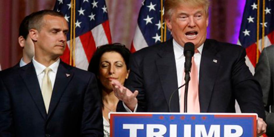 Trump y Clinton se consolidan como punteros presidenciales