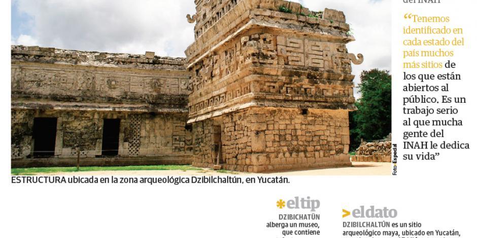 INAH pide precaución ante el hallazgo de ciudad maya