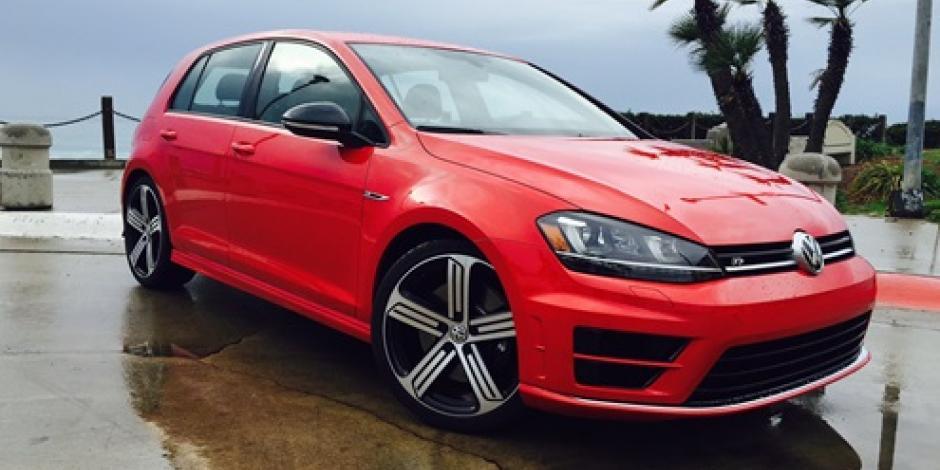 Volkswagen para por una semana producción de modelo Golf