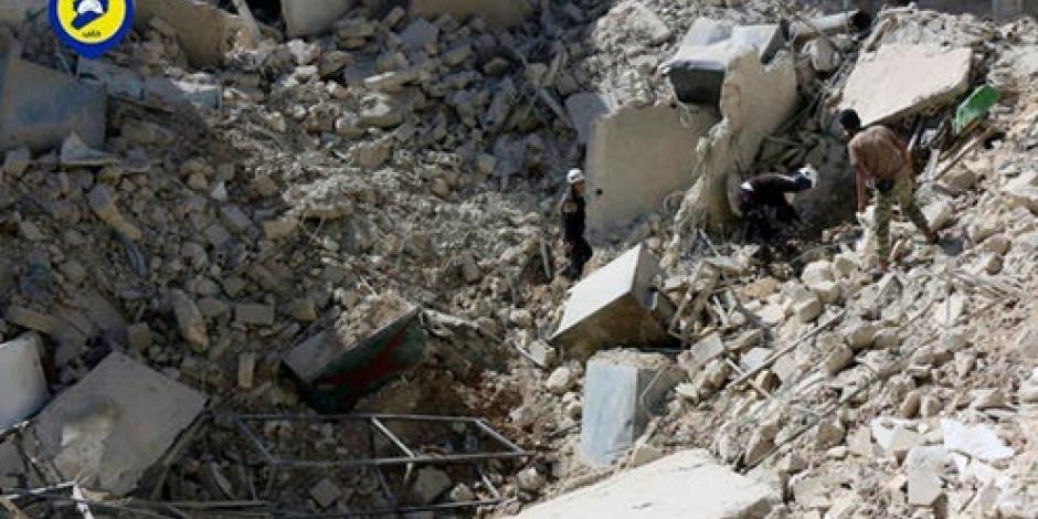 Nuevo ataque en Siria deja 7 niños muertos