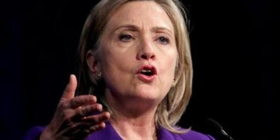 Hillary Clinton pide se aclare vínculo de asesor de Trump con Rusia
