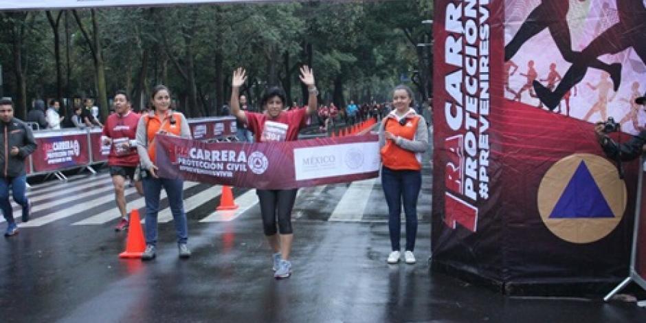 Cierra calles de la CDMX por carreras deportivas y ciclotón