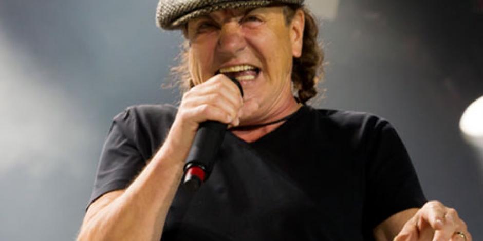 Ex vocalista de AC/DC difunde nueva canción