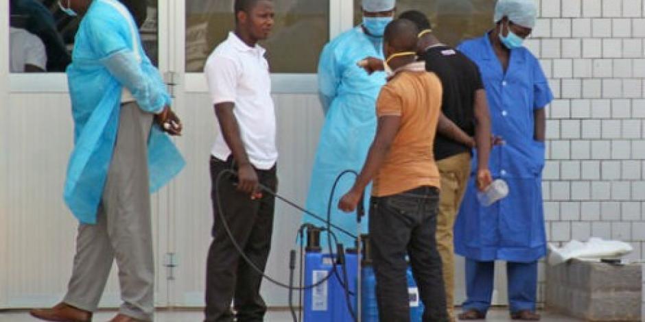 Confirman efectividad de nueva vacuna contra el ébola