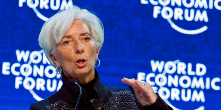 Christine Lagarde es nominada para nuevo periodo al frente del FMI