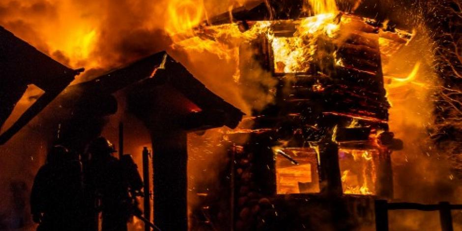 Mueren seis niños en incendios de Sonora