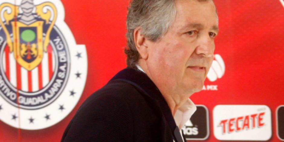 Hasta 25 millones van a ver Chivas TV, afirma Vergara