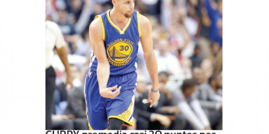 Steph Curry vuelve  a superar los 50 pts