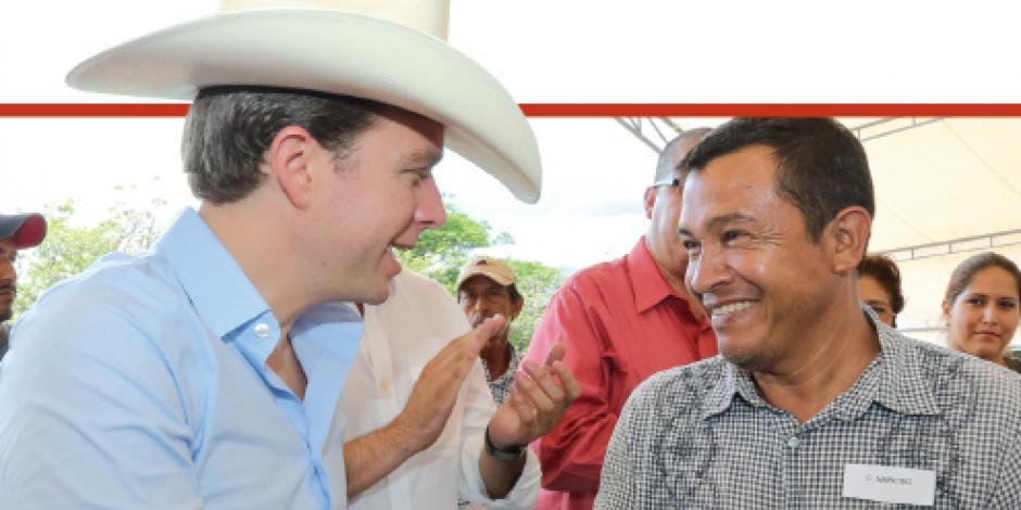 Invierte Chiapas en mejorar hato ganadero