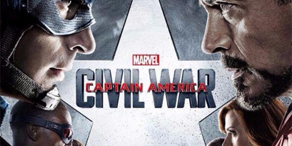 """Revelan el tráiler final de """"Capitán América: Civil War"""""""