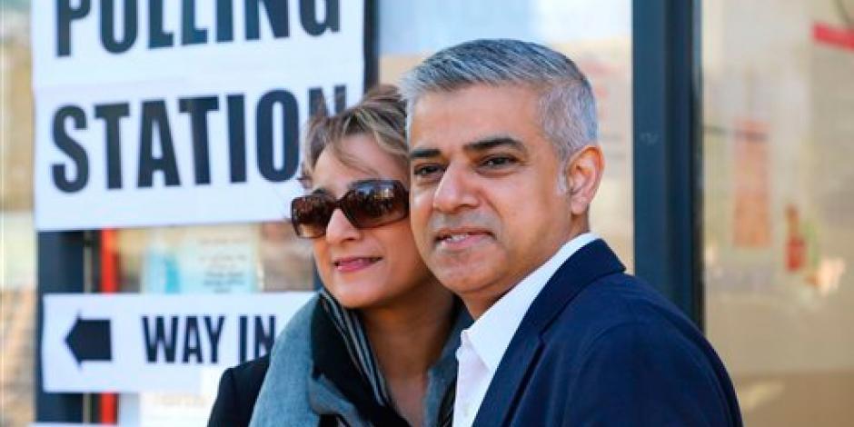 Político musulmán hace historia al ganar alcaldía de Londres