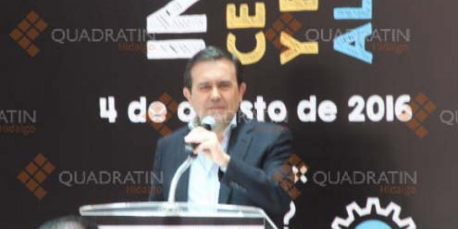 Anuncia Guajardo apoyos a empresarios afectados por la CNTE
