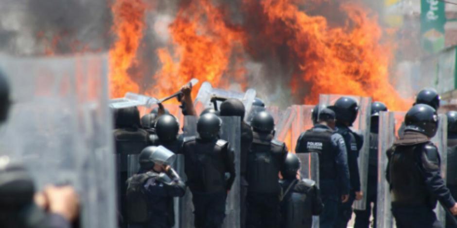 CNTE convoca a marcha pacífica en Chiapas