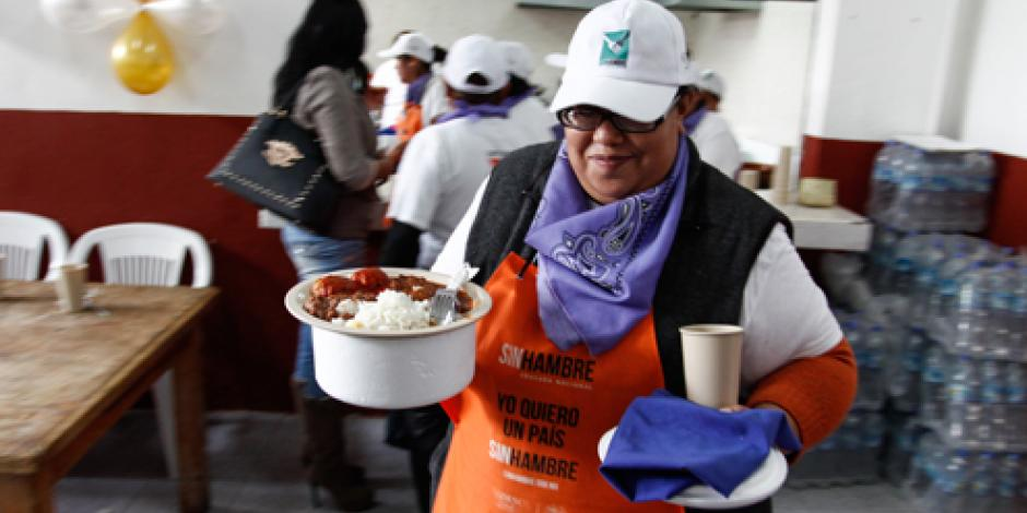 En México se desperdician 19 millones de toneladas de comida al año