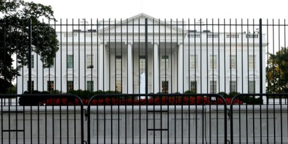 Tras alerta, reportan normalización de actividades en la Casa Blanca