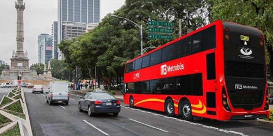 Licitación de obras de Línea 7 de Metrobús a finales de Agosto