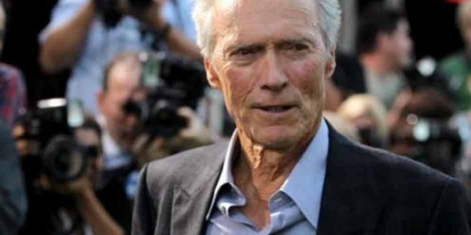 Clint Eastwood no respalda a Trump pero le preocupa el tema migratorio