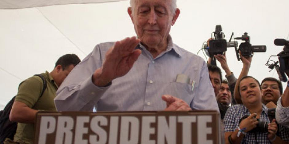 EPN lamenta fallecimiento de Luis H. Álvarez