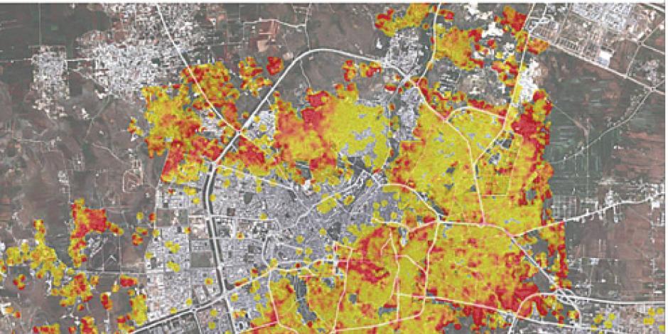ONU retrata la destrucción total de Aleppo