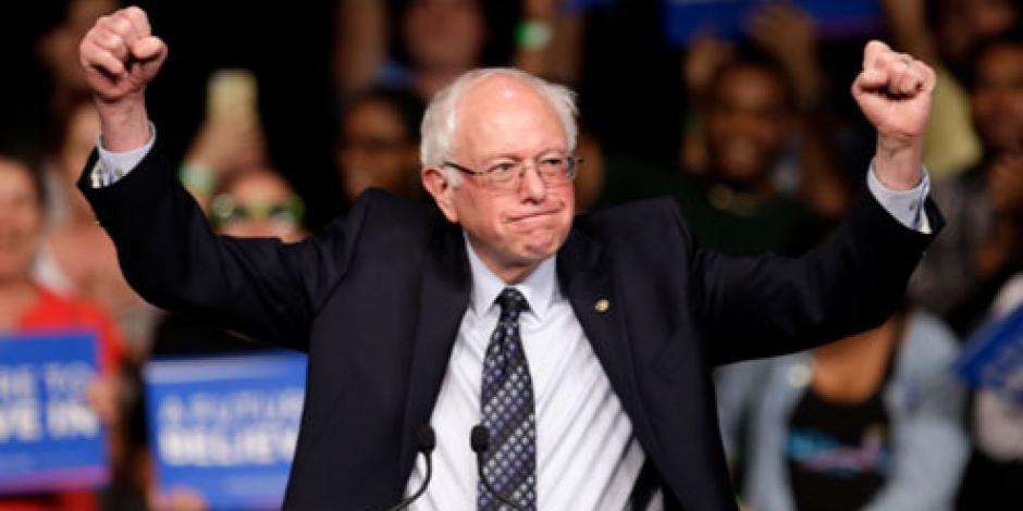 Sanders gana a Clinton primaria en Virginia Occidental
