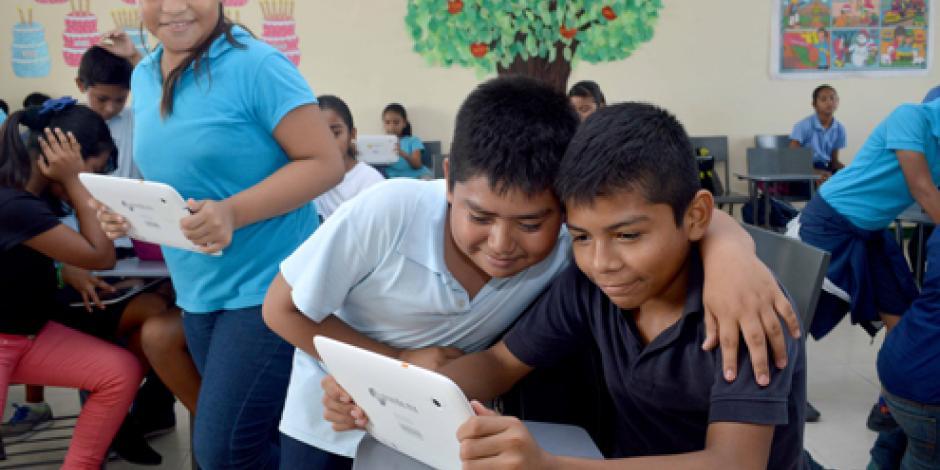 SEP prevé apoyar con Escuelas al Cien a 16 mil planteles