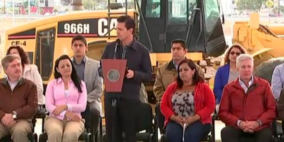 México, preocupado por mensajes discriminatorios en EU, afirma EPN