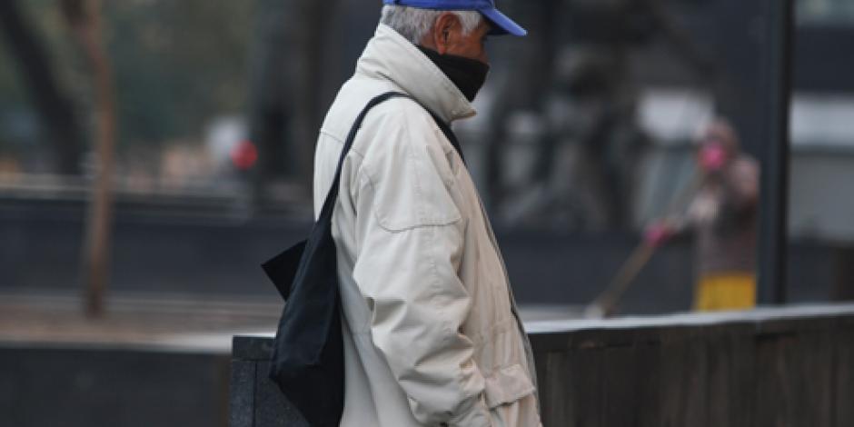 Prevalece el ambiente frío en la mayor parte del país