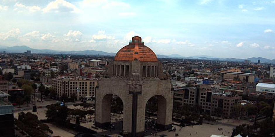 Valle de México registra mala calidad del aire y radiación extrema