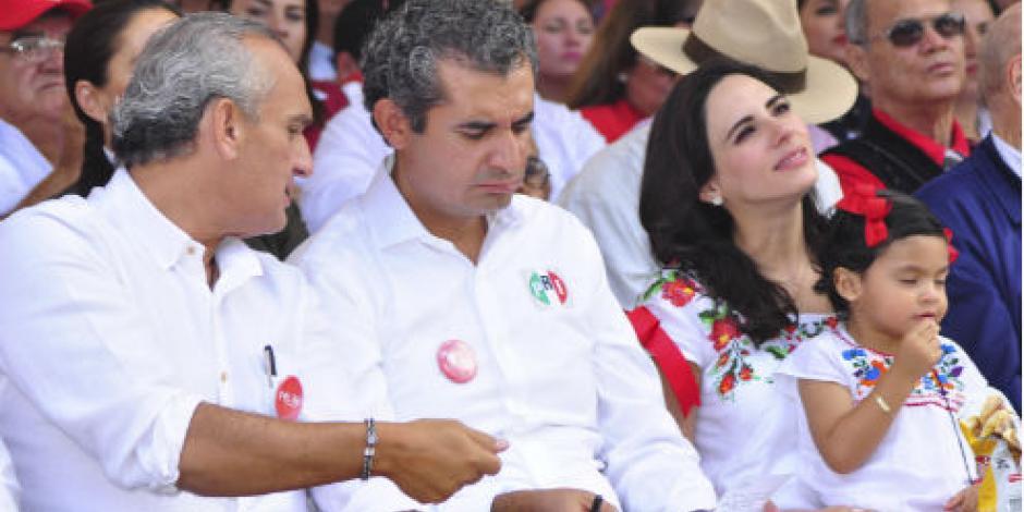 Llama Ochoa Reza a PAN no dejar impunes casos de Padrés y Yunes