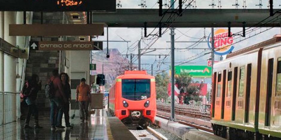 Línea 12 del Metro opera con normalidad tras falla en el pilotaje